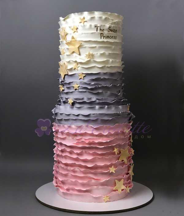 Торт Омбре №807