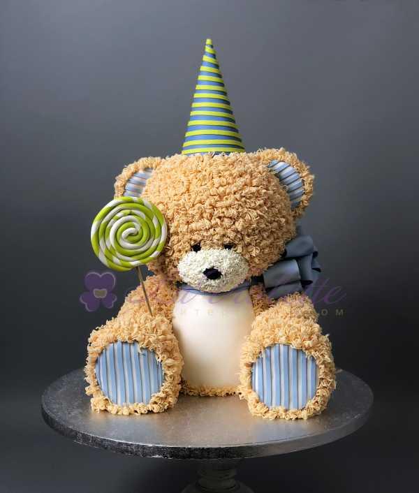 Торт плюшевый мишка №820