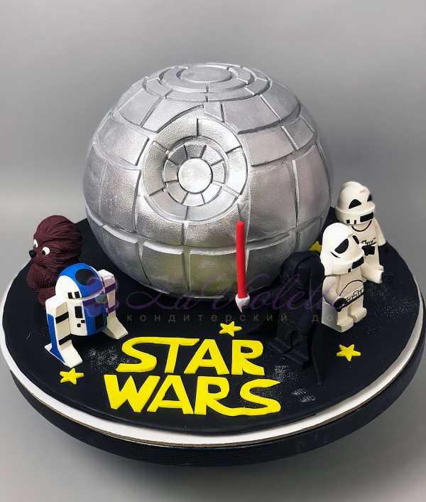 Торт Star Wars №824