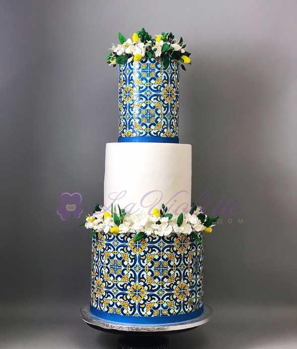 Торт Сицилия №833