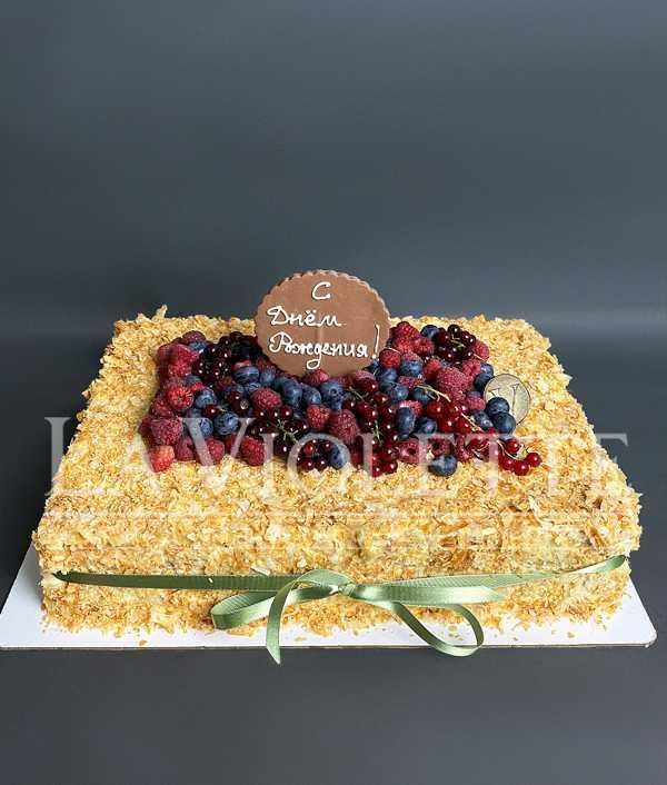 Торт Наполеон №1172